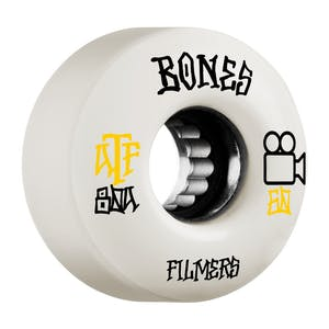 Bones ATF Filmers 60mm Skateboard Wheels
