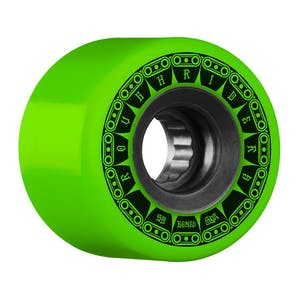 Bones ATF Rough Rider Tank 59mm Skateboard Wheels - Green