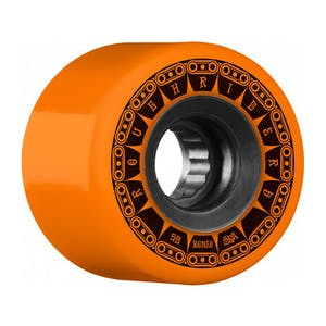 Bones ATF Rough Rider Tank 59mm Skateboard Wheels - Orange