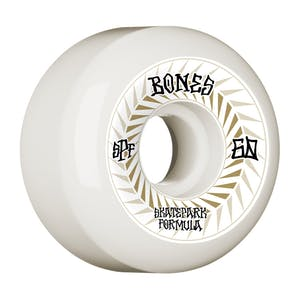 Bones SPF Spines Sidecut 60mm Skateboard Wheels