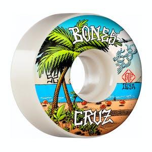 Bones STF Cruz Buena Vida Skateboard Wheels