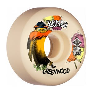 Bones STF The Greenwood 52mm Skateboard Wheels