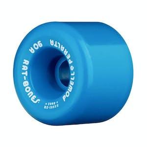 Powell-Peralta Rat Bones Skateboard Wheels - Blue