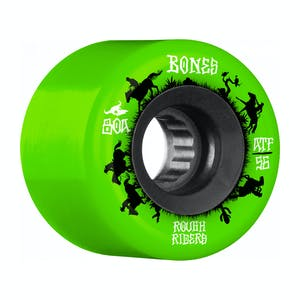 Bones ATF Rough Rider Wrangler 59mm Skateboard Wheels - Green