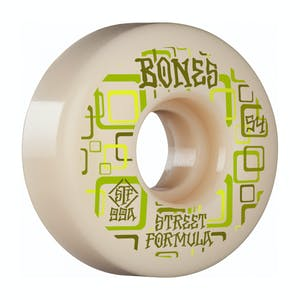 Bones STF Retros V3 54mm Skateboard Wheels