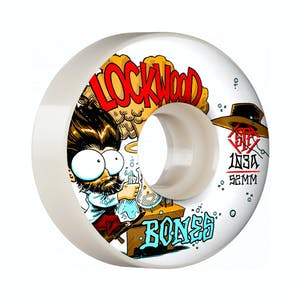 Bones STF Lockwood Experimental 52mm Skateboard Wheels