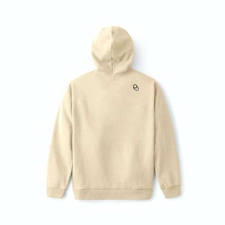 Brixton BB Fly Now Hoodie - Gravel