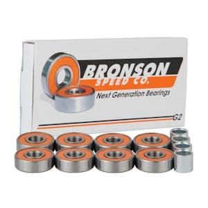 Bronson G2 Skateboard Bearings