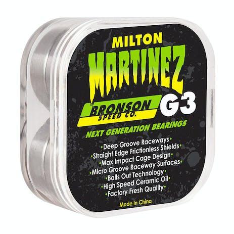 Bronson Milton G3 Skateboard Bearings
