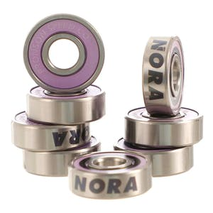Bronson Nora G3 Skateboard Bearings