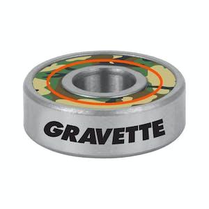 Bronson Gravette G3 Skateboard Bearings