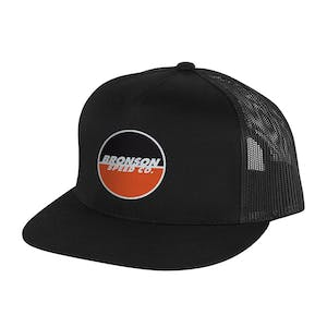 Bronson Logo Trucker Hat - Black