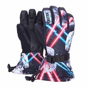 Celtek Mini Shred Youth Snowboard Gloves - Pet Wars