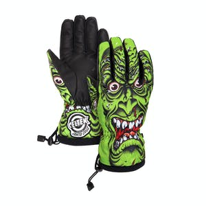 Celtek x Santa Cruz Bitten by a Glove Men's Snowboard Gloves - Roskopp