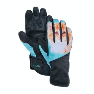 Celtek Maya Women's Snowboard Gloves - Meow