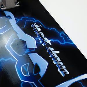 "Chocolate Alvarez Electric Chunk 7.75"" Complete Skateboard"