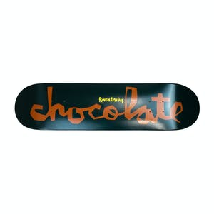 "Chocolate Tershy OG Chunk 7.75"" Skateboard Deck - Forest"
