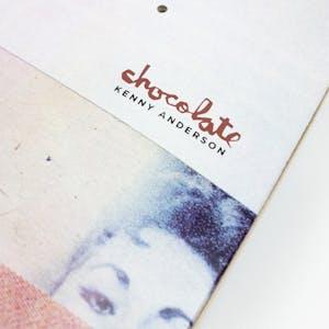 "Chocolate Anderson Minimal 8.5"" Skateboard Deck"
