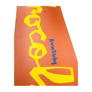 """Chocolate Tershy OG Chunk 8.5"""" Skateboard Deck - Earth"""