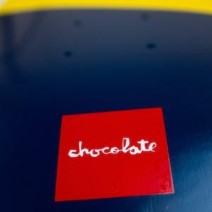 "Chocolate Secret Society 8.18"" Skateboard Deck - Cruz"