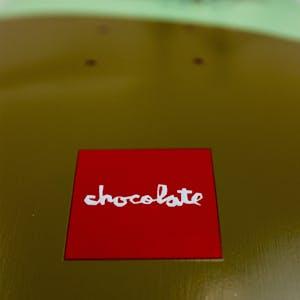 "Chocolate Secret Society 8.38"" Skateboard Deck - Perez"