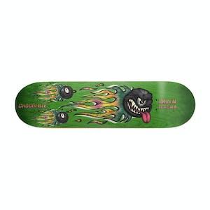 Chocolate Mad 8-Ball Skateboard Deck - Tershy