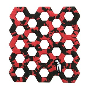 Crab Grab Crab Trap Stomp Pad - Red Swirl