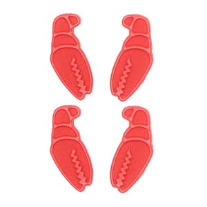 Crab Grab Mini Claws Stomp Pad - Red