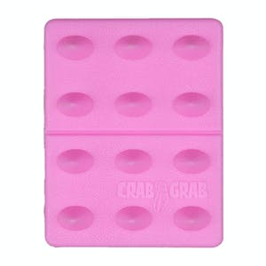 Crab Grab Mini Shark Teeth Stomp Pad - Bubble Gum