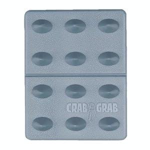 Crab Grab Mini Shark Teeth Stomp Pad - Clear