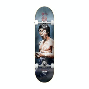 "DGK x Bruce Lee Focused 7.75"" Complete Skateboard"