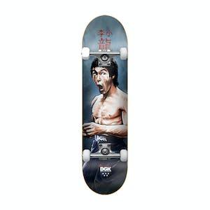 "DGK x Bruce Lee Focused 7.75"" Complete Skateboard"