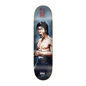 "DGK x Bruce Lee Focused 8.25"" Skateboard Deck"