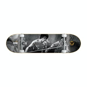 DGK x Bruce Lee Power Complete Skateboard