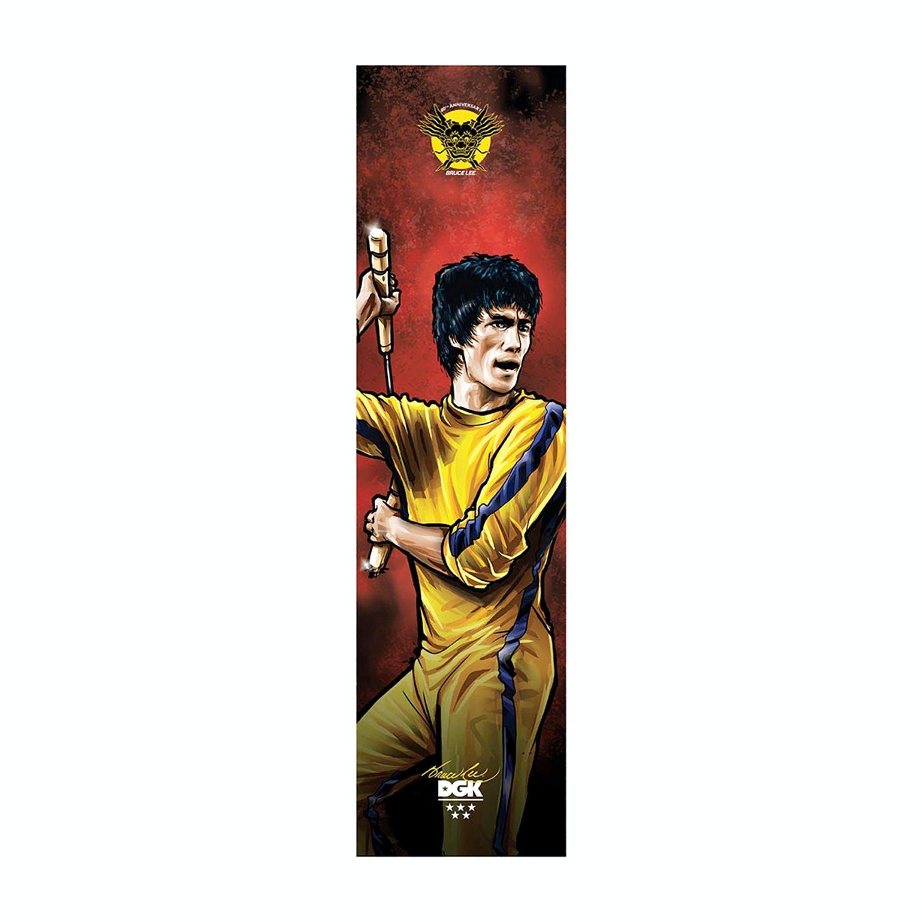 DGK x Bruce Lee Technique Grip Tape