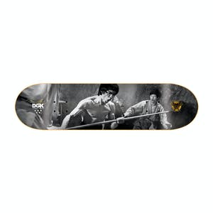 "DGK x Bruce Lee Power 8.1"" Skateboard Deck"