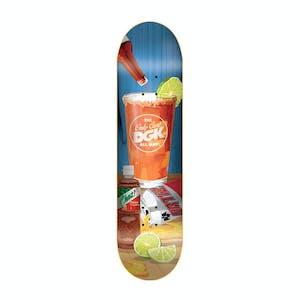 "DGK Cornerstore 8.0"" Skateboard Deck - Ortiz"
