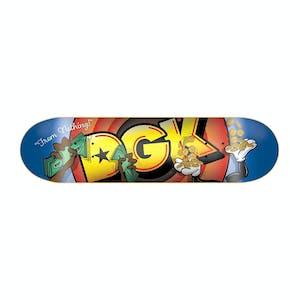 """DGK Jackpot 8.1"""" Skateboard Deck"""