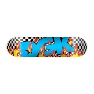 """DGK On Fire 8.25"""" Skateboard Deck"""