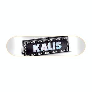 "DGK Rolling Papers 8.1"" Skateboard Deck - Kalis"