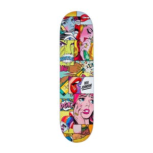 "DGK Boo Crush 8.25"" Skateboard Deck"