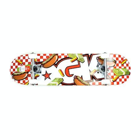 """DGK Diner 8.0"""" Complete Skateboard"""