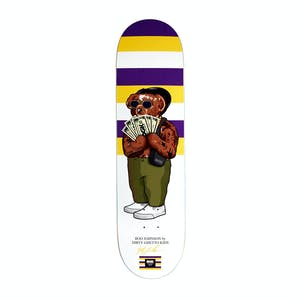 "DGK Ghetto Bears 8.25"" Skateboard Deck - Boo"