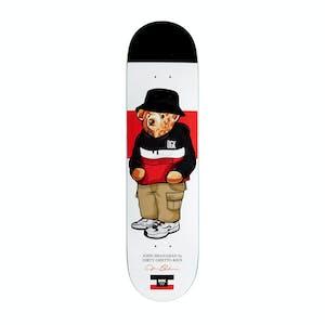 "DGK Ghetto Bears 8.0"" Skateboard Deck - Shanahan"