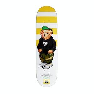 "DGK Ghetto Bears 8.1"" Skateboard Deck - Kalis"