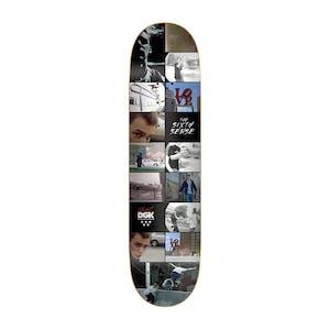 "DGK x TWS Sixth Sense 8.25"" Skateboard Deck - Josh Kalis"