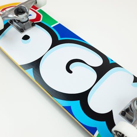 "DGK Puff 7.5"" Complete Skateboard - Multi"