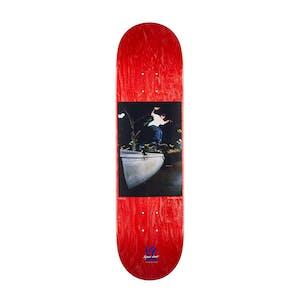 "DGK x Gee Love Park Forever 8.1"" Skateboard Deck - Josh Kalis"