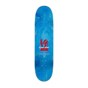 "DGK x Gee Love Park Forever 8.06"" Skateboard Deck - Stevie Williams"