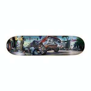 "DGK Shine 8.1"" Skateboard Deck"